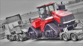 Nauji traktoriai